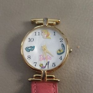 Barbie Limited Ed watch Fossil